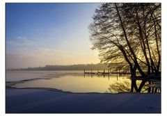 Winter ... im Havelland
