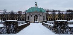 Winter im Hofgarten