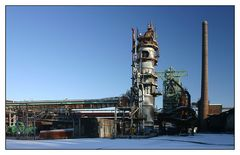 Winter im Industriemuseum