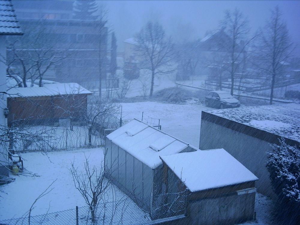 Winter im März 2008 teil 2