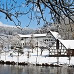 Winter im März....