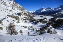 Winter im Oberengadin