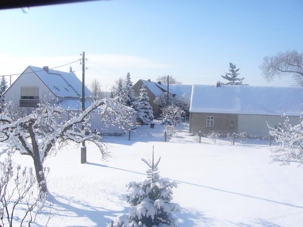Winter im Osten