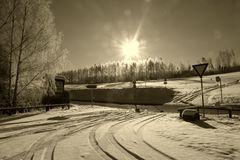 Winter im Schleizer Oberland