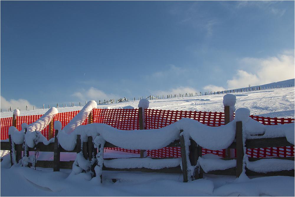 :: ~ Winter im Waldecker Land ~ ::