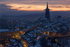 Winter in Bern