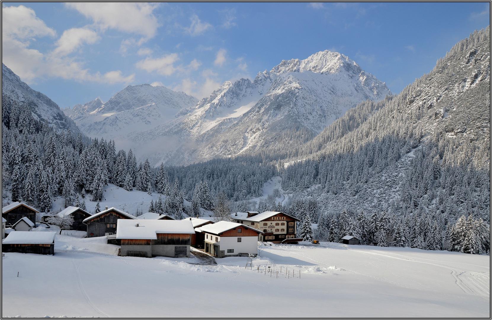Winter in Boden