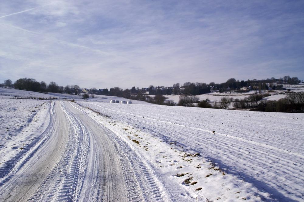 Winter in Brachttal