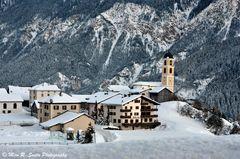 Winter in Brienz