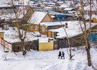 Winter in Burjatien