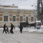 winter in Czernowitz