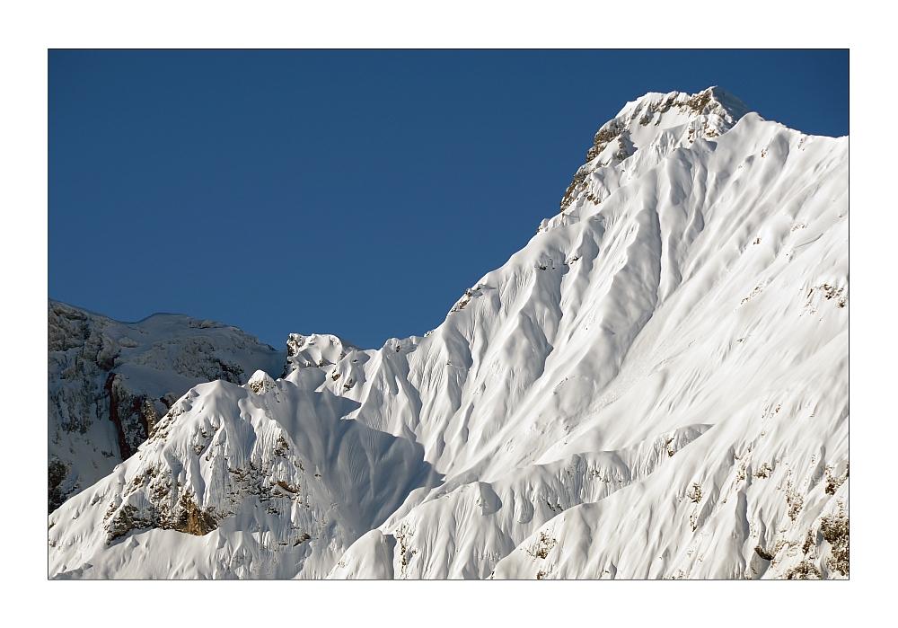 Winter in den Bergen 2