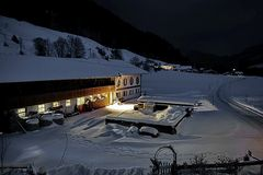 Winter in der Jachenau - Der Laichbauernhof