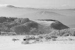 Winter in der Rhön -2-