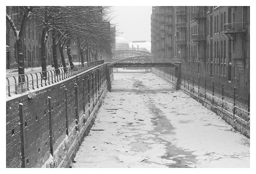 Winter in der Speicherstadt 2