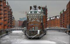 * Winter in der Speicherstadt *°