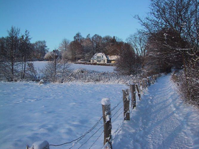 Winter in Eutin