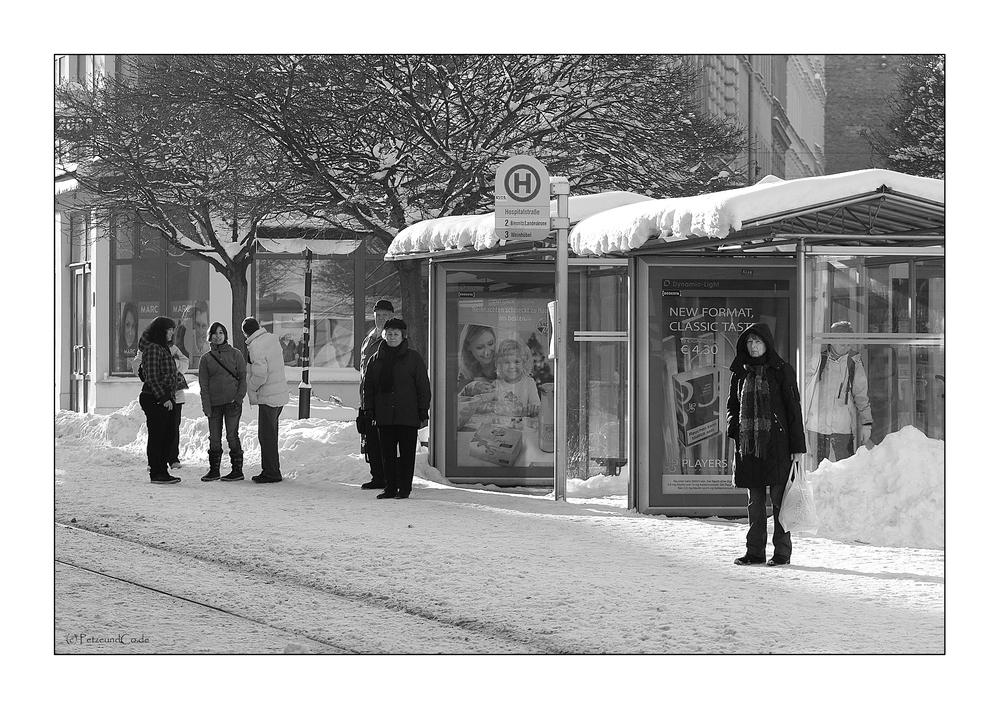 Winter in Görlitz II