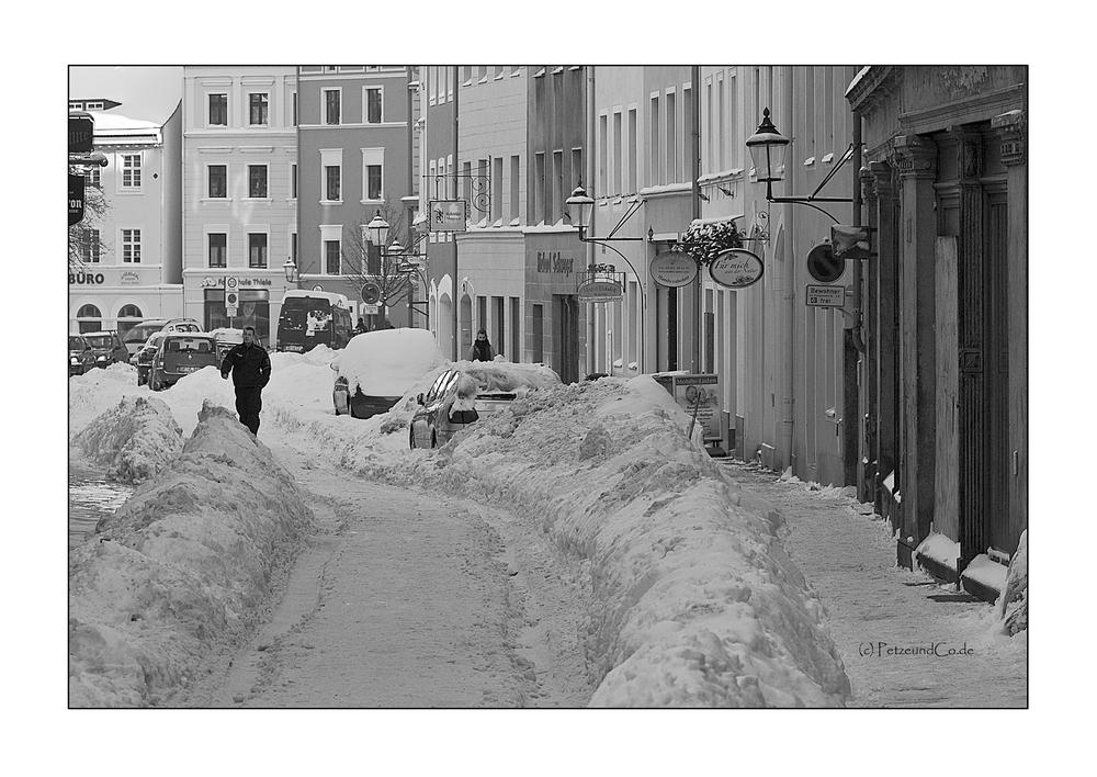 Winter in Görlitz IX