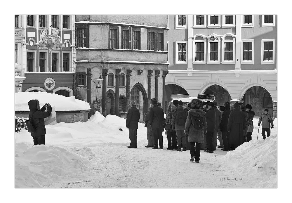 Winter in Görlitz VI