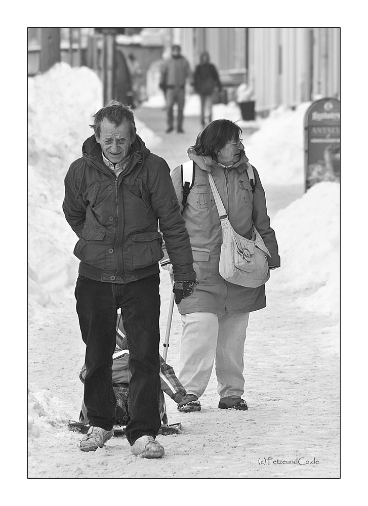 Winter in Görlitz VIII
