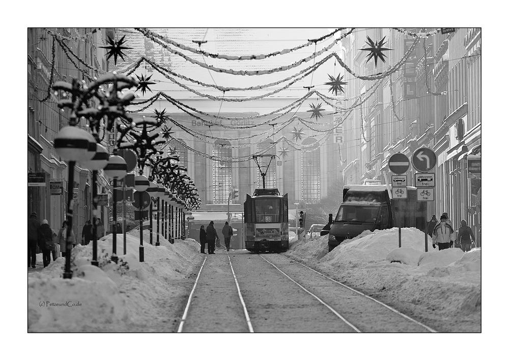 Winter in Görlitz X