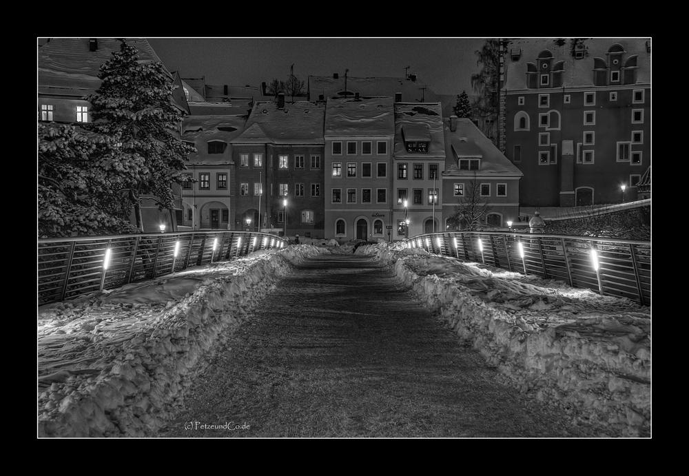 Winter in Görlitz XII