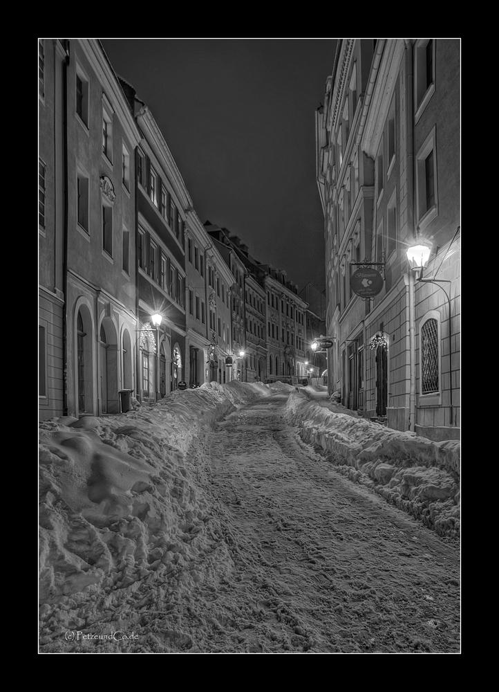 Winter in Görlitz XIII