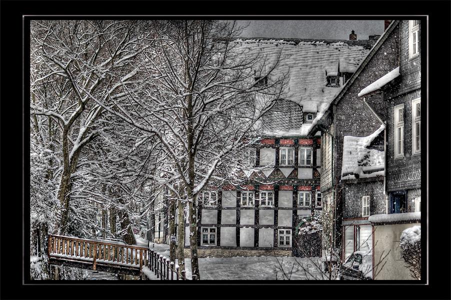 Winter in Goslar