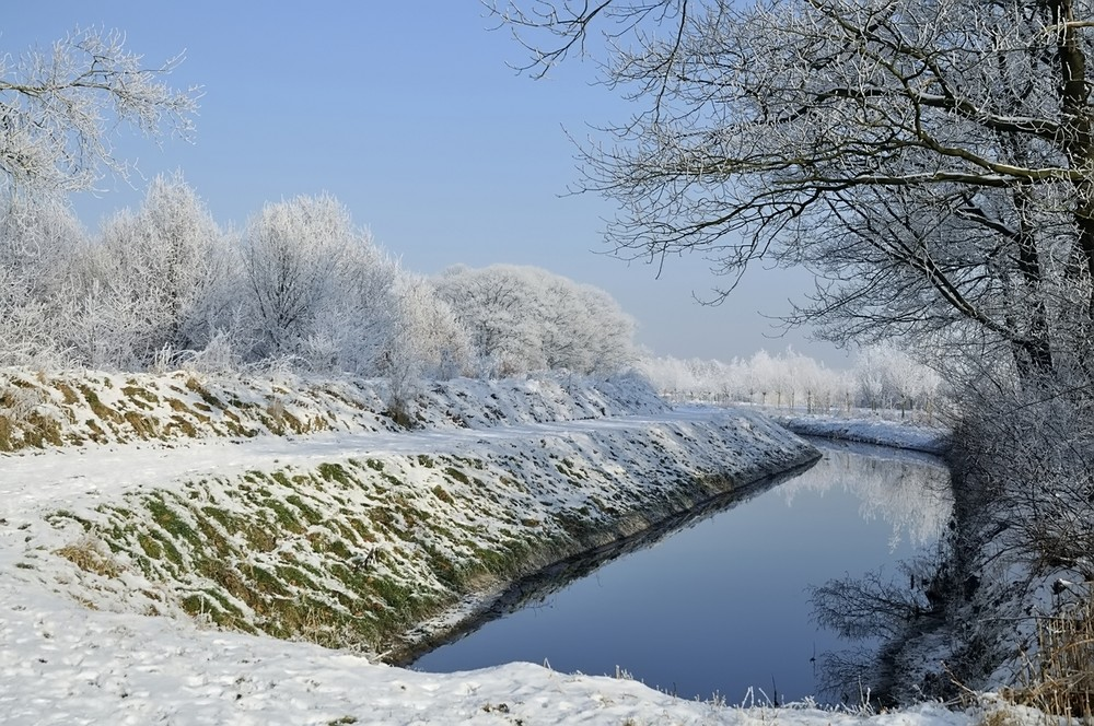 Winter in Holland 6