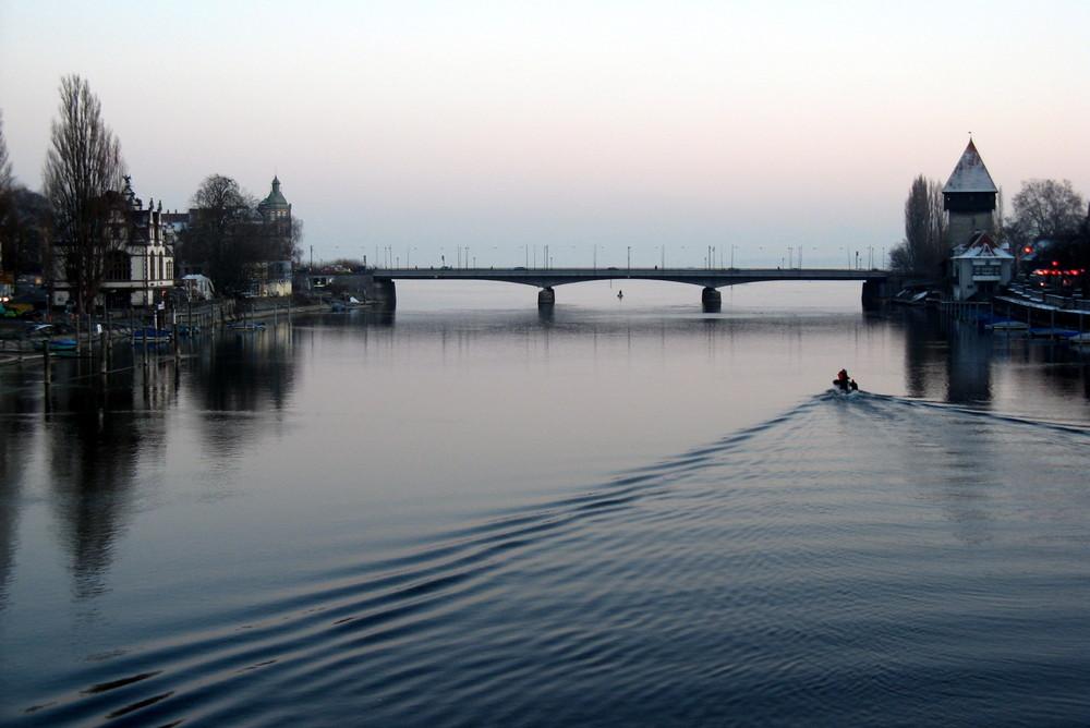 Winter in Konstanz