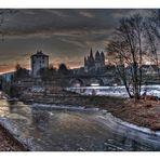 Winter in Limburg a.d. Lahn 1