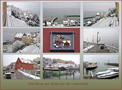 Winter  in Meersburg