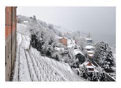 Winter in Meersburg .....