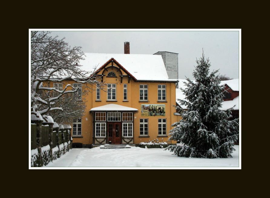Winter in meinem Dorf 3