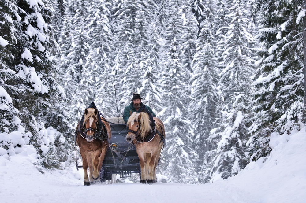 Winter in Mittenwald