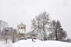 Winter in München 02