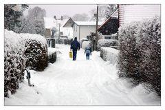 Winter in MV