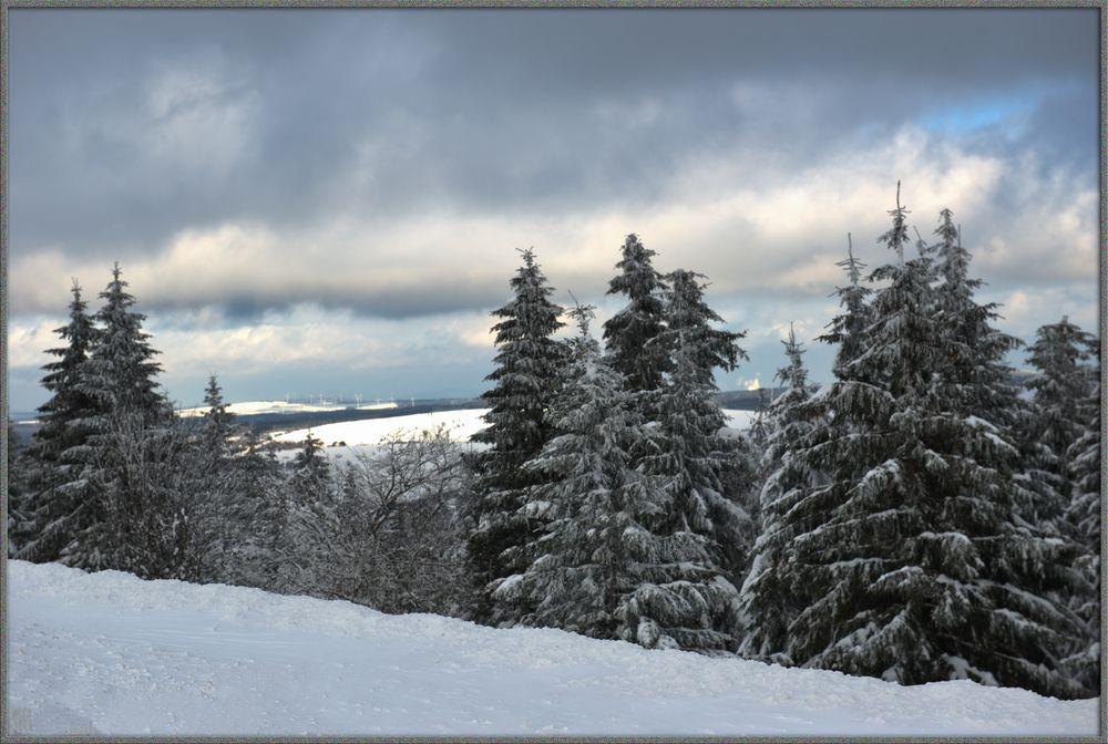 Winter in Oberwiesenthal