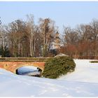 Winter in Oranienbaum