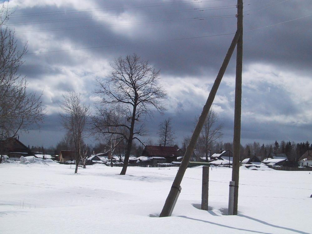 Winter in Perm 2
