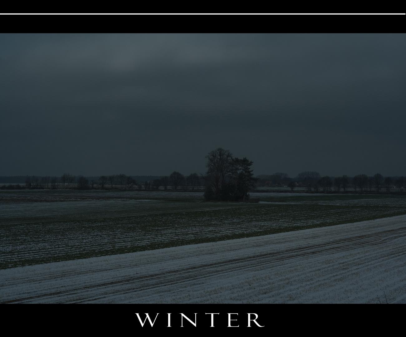 Winter in Rheindahlen