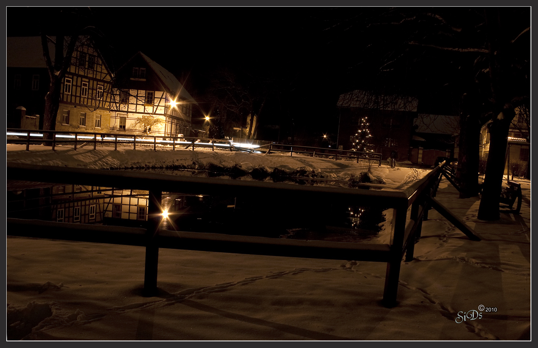 Winter in Röblitz