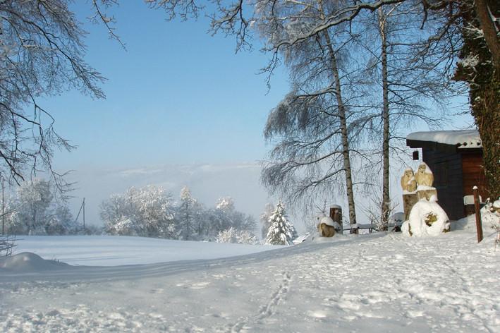 Winter in Roggenburg