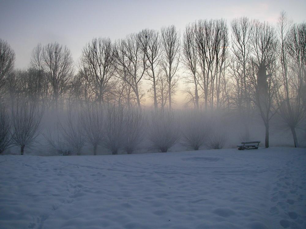 Winter in Salzkotten