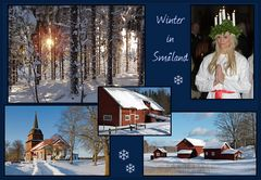 Winter in Småland / Schweden