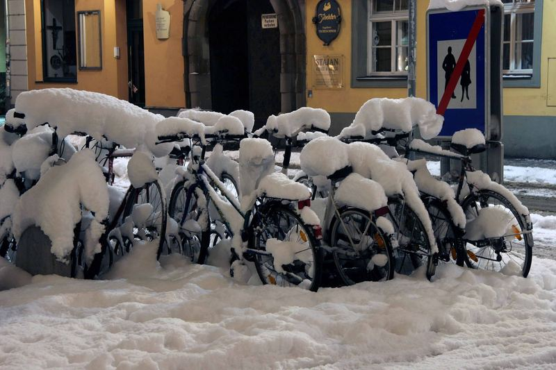 Winter in the City - II