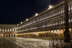 Winter in Venedig