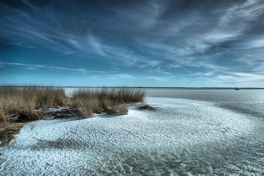 Winter in Wustrow