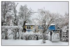 Winter in Zingst